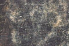 Graffiature orizzontali blu di Grunge Fotografia Stock