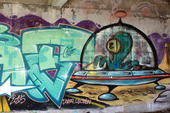 Graffit 库存照片