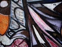 graffiti ścianę zdjęcie royalty free