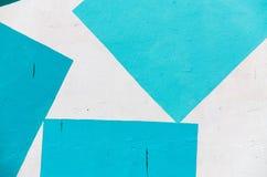Graffiti ścienny tło Obrazy Stock