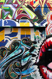 graffiti Obraz Stock