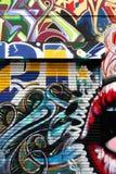 Graffiti stock afbeelding