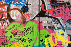 Graffiti Photos libres de droits