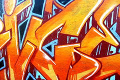 Graffiti Obrazy Royalty Free