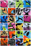 Graffiti Stock Foto