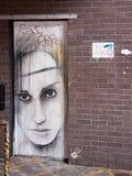 Graffiti 2 de Bristol Image stock