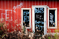Graffiti Stock Images