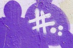Graffiti Obraz Stock