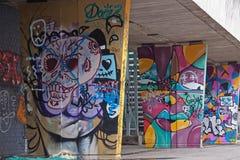 Graffiti 3 di Bristol Immagine Stock