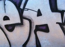 Graffiti Royalty Free Stock Photography