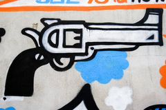 Graffiti Photo stock