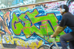 Graffiti photos stock