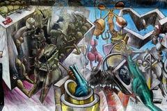 Graffiti ilustracja wektor