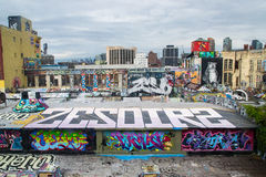 Graffiti Lizenzfreie Stockfotos