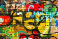 Graffiti Royalty-vrije Stock Afbeeldingen