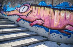 graffiti Стоковые Фотографии RF