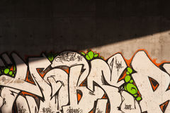 Graffiti Obraz Royalty Free