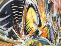graffiti Zdjęcie Stock