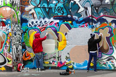 graffiti Стоковая Фотография