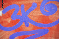 graffiti Images stock