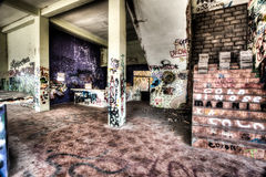 graffiti Foto de Stock Royalty Free