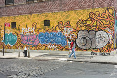 graffiti Fotografia de Stock Royalty Free