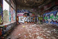graffiti Photo libre de droits