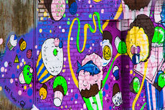 graffiti Lizenzfreies Stockfoto