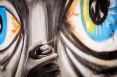 graffiti Stockfotografie