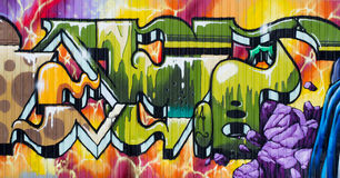 graffiti royalty-vrije stock fotografie