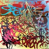 Graffiti Photographie stock libre de droits