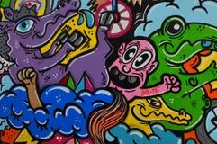 graffiti Fotos de Stock Royalty Free