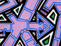 Graffiti Stockfotos