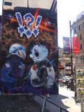 graffiti Fotografia de Stock Royalty Free
