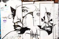graffiti lizenzfreies stockbild