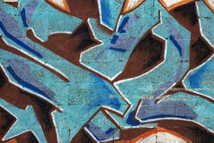 Graffiti Royalty Free Stock Image