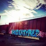 graffiti Immagini Stock Libere da Diritti