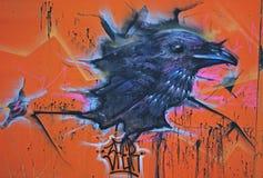 graffiti Fotografia Stock Libera da Diritti
