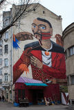 graffiti image stock