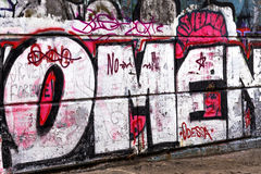 Graffiti Abstract Creative Background Color Stock Photos