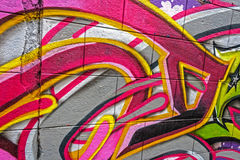 Graffiti 7 Stock Images