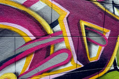Graffiti 8 Stock Photo