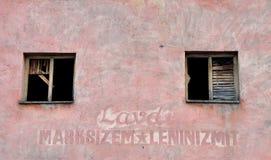 Graffiti in Albania Stock Images