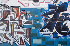 Graffiti Art Stock Image
