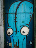 Graffiti art Stock Photography