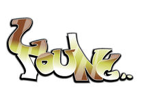 Graffiti art  design, young Royalty Free Stock Image