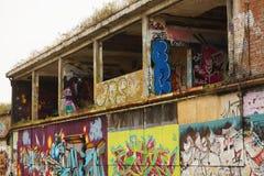 Graffiti. Art, 2015 Itzehoe, Germany stock photo