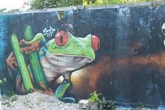 Graffiti Art Royalty Free Stock Photos