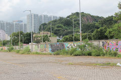 Graffiti, art of street wall Stock Images