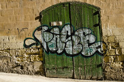 Graffiti Stock Photography